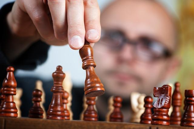 Peur d'échouer dans votre vie? Apprenez à muscler votre cerveau en jouant aux échecs